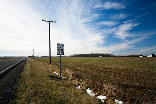 Ohio flat road