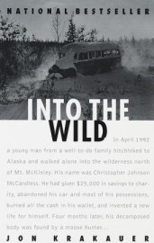 Into the Wild by Jon Krakauer 1997 book
