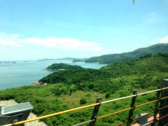 Hong Kong coast