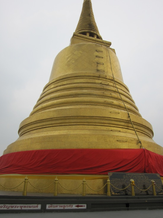 Golden Mount Temple, Wat Saket, Bangkok, Thailand