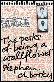 'Perks of being a wallflower' book