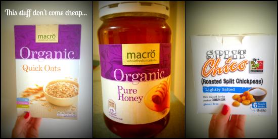 organic health food