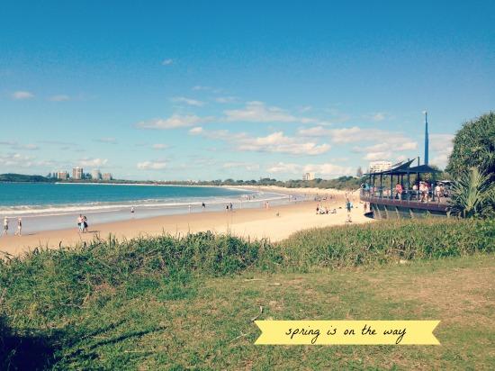 Mooloolaba Beach, Sunshine Coast, Australia